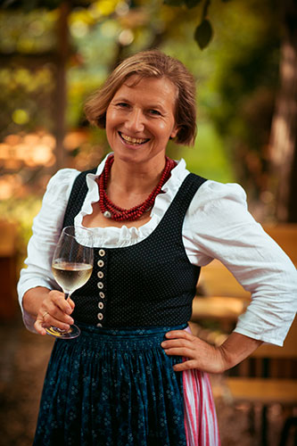 Birgit Pferschy-Seper Winzerin