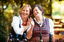 Birgit und Margarte Pferschy-Seper